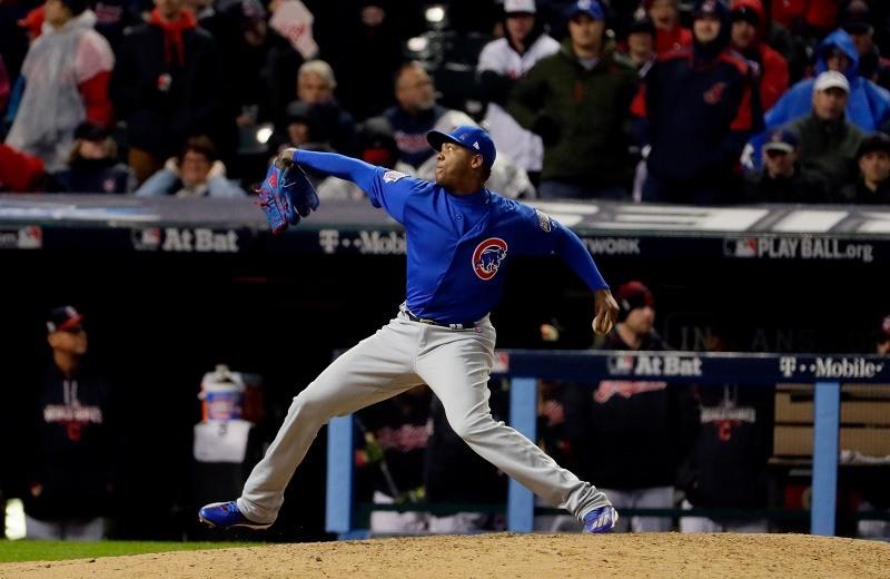 MLB: 5 Ideal Landing Spots for Aroldis Chapman in Free Agency