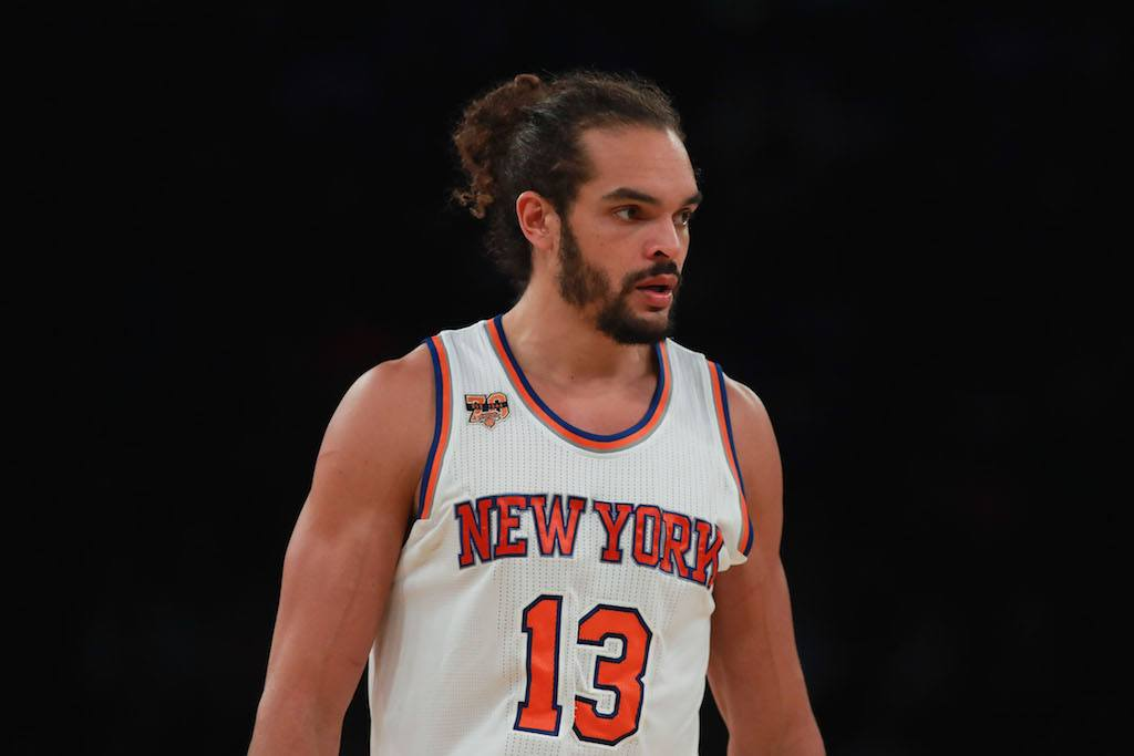Joakim Noah has been underwhelming for the New York Knicks.