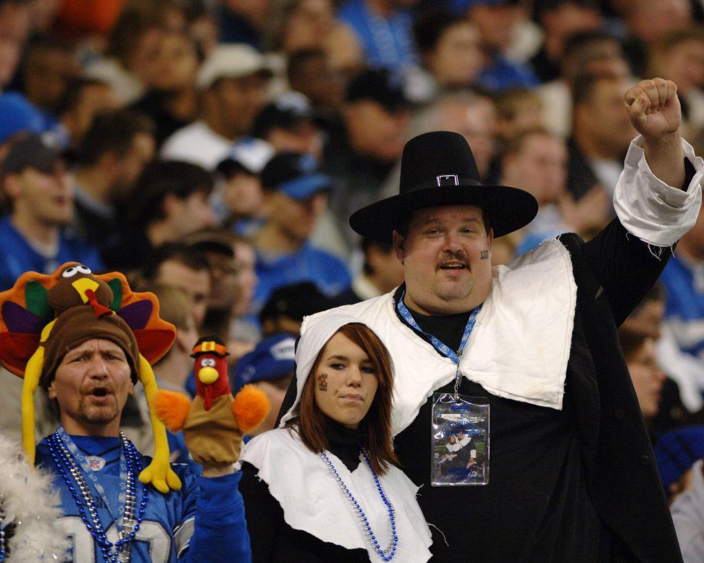 Food for Thought: A Detailed Look at the Thanksgiving Day NFL Schedule