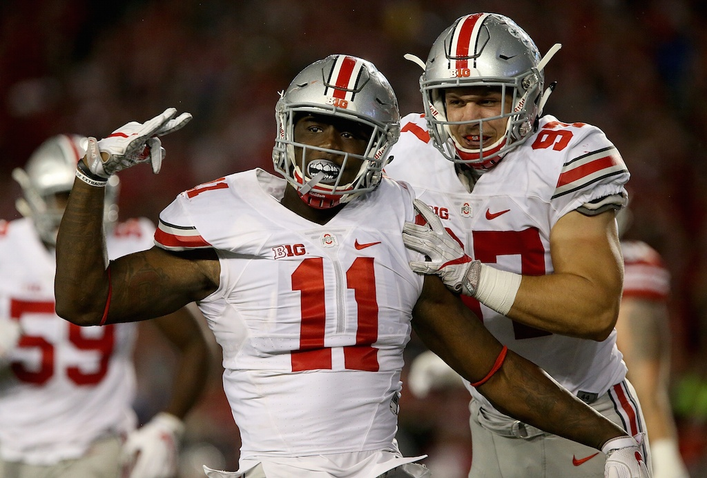 The Ohio State Buckeyes still have a chance at championship glory | Dylan Buell/Getty Images