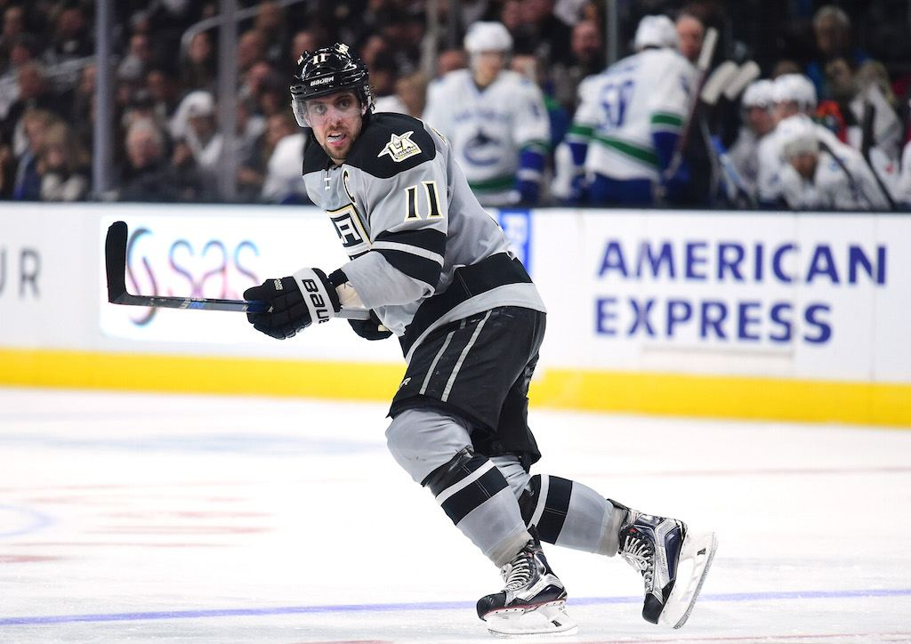 Anze Kopitar is getting paid like a King
