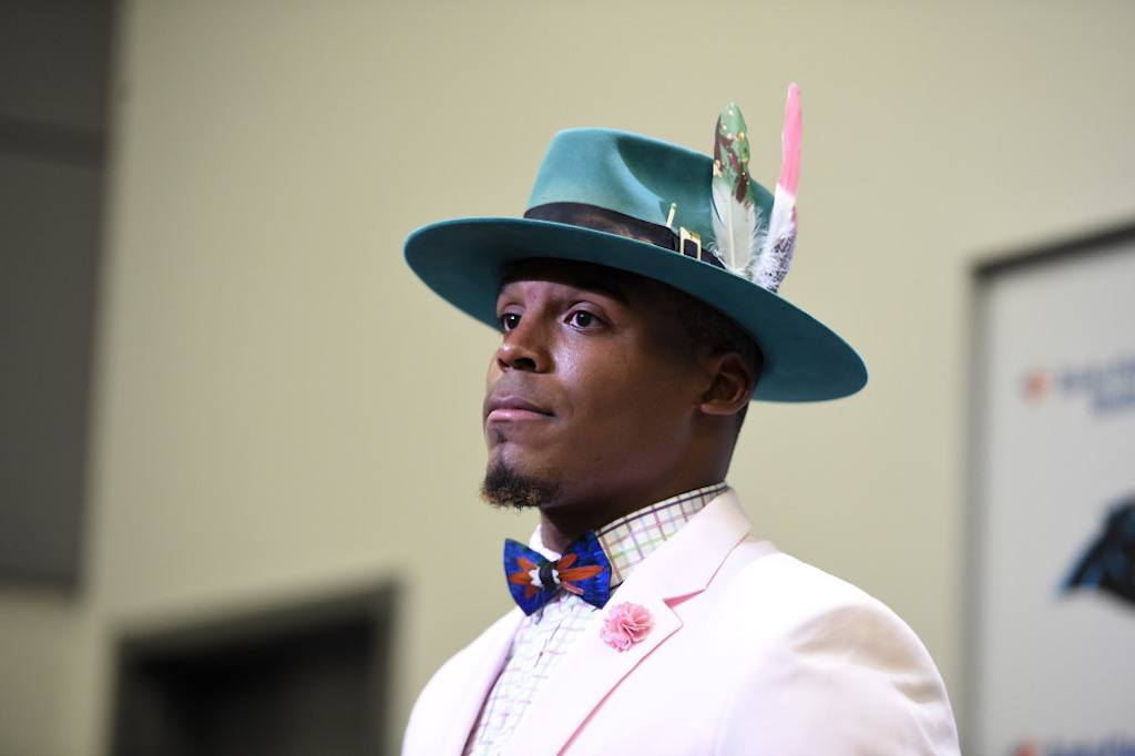 Cam Newton | Source: USA Today