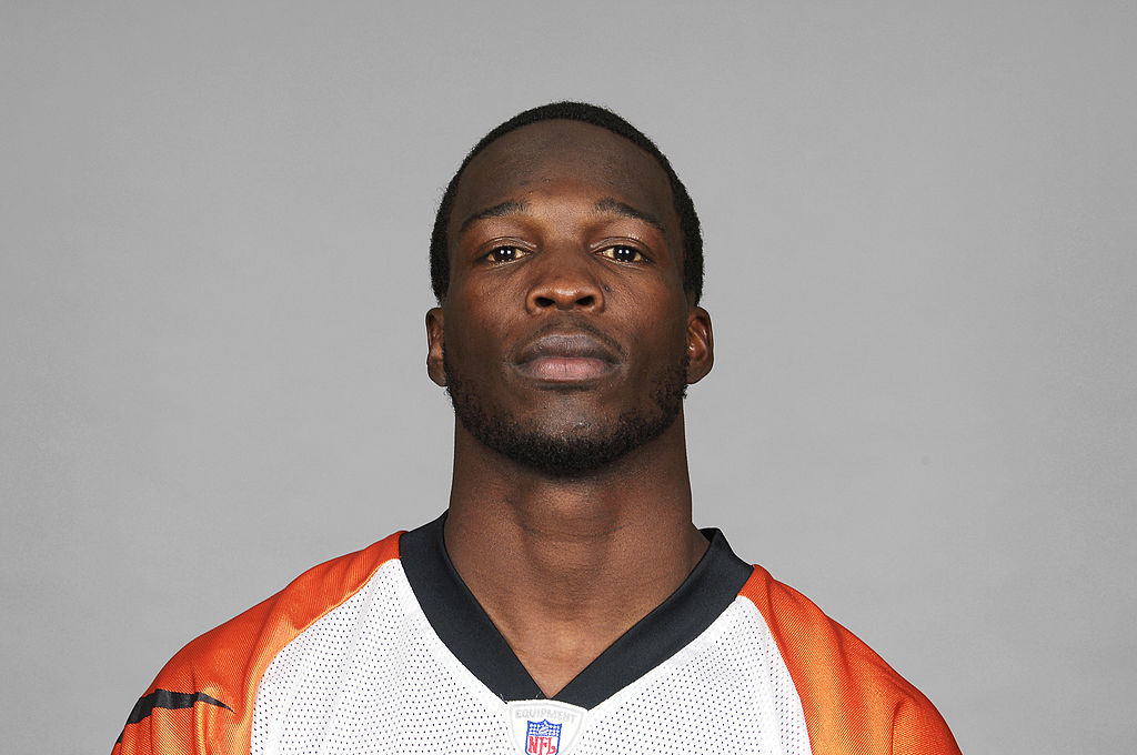 Chad Johnson of the Cincinnati Bengals