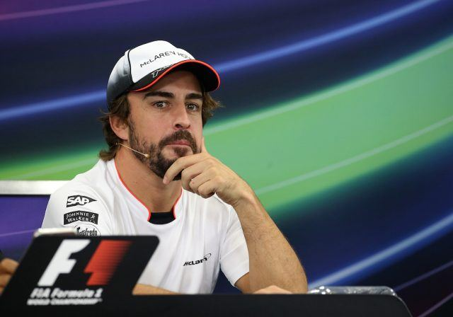 Fernando Alonso gets paid big bucks to drive for McLaren-Honda | YUYA SHINO/AFP/Getty Images