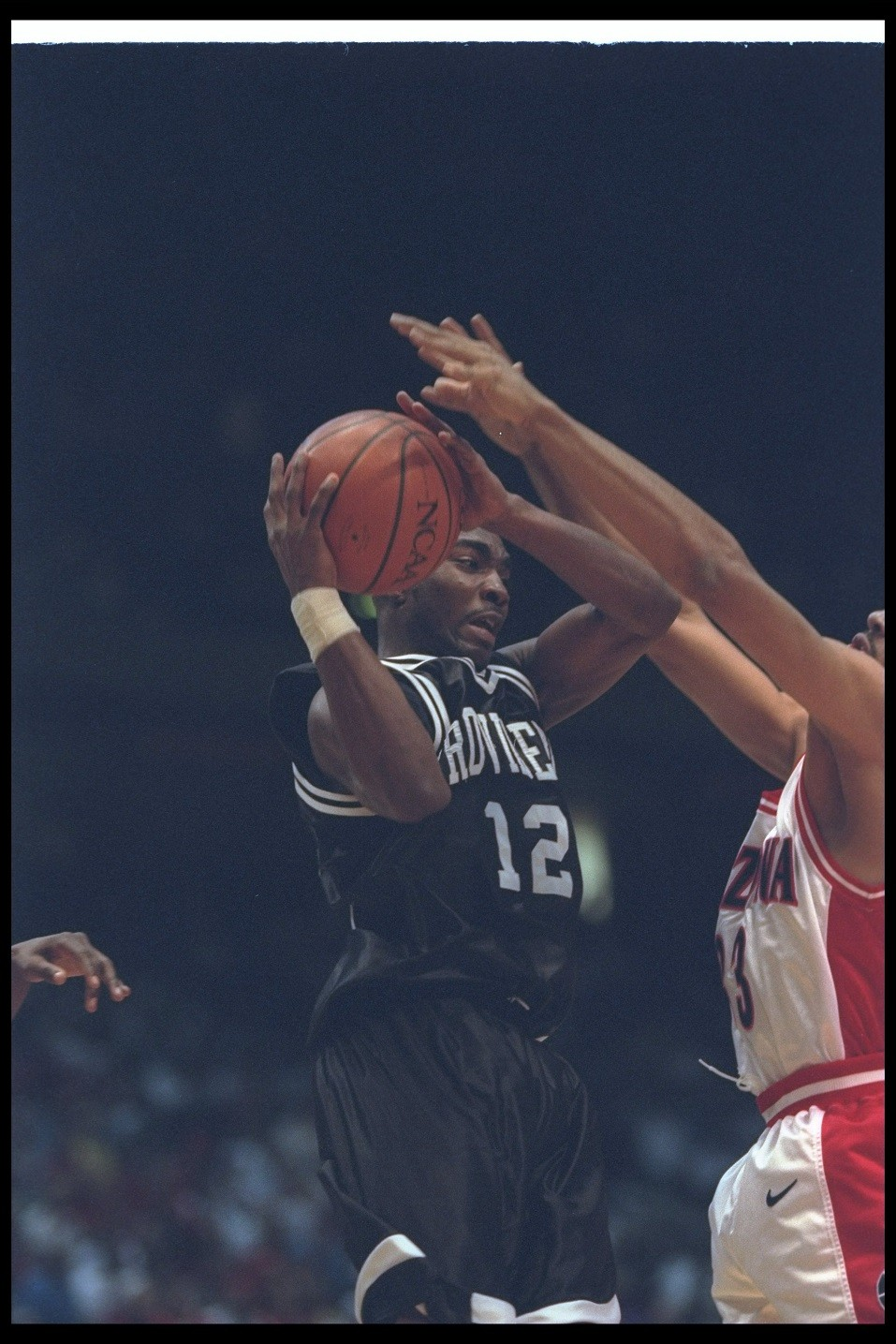 Guard God Shammgod of the Providence Friars