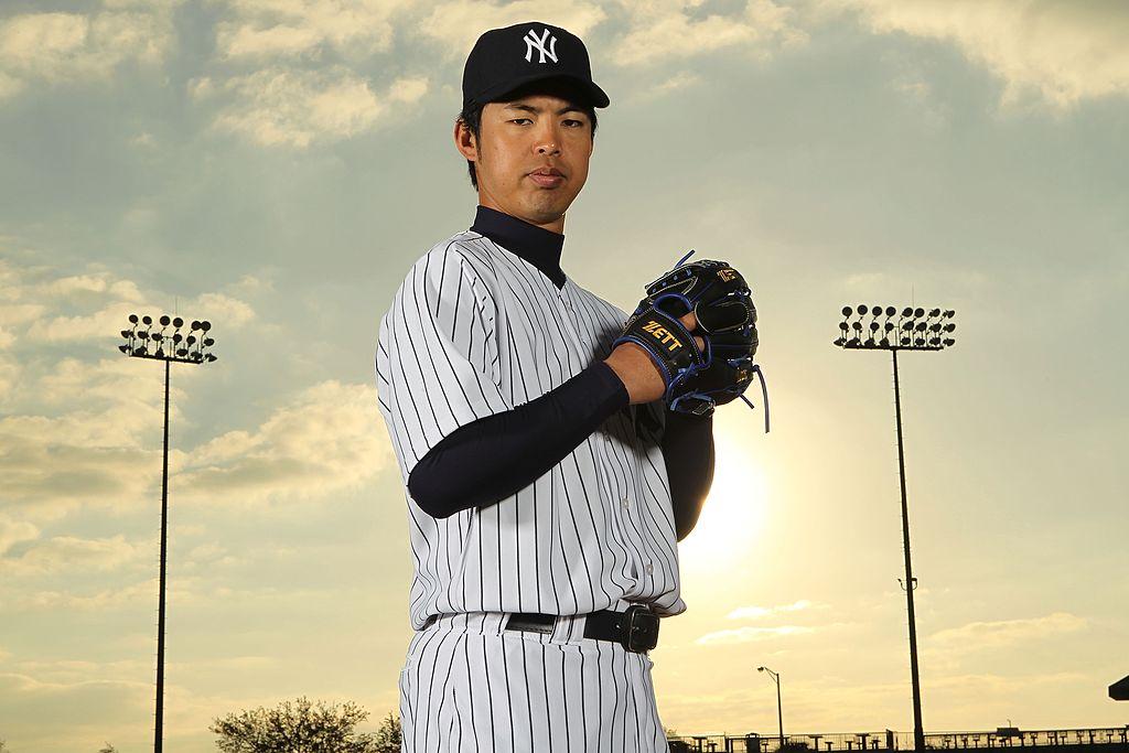 Kei Igawa of the New York Yankees