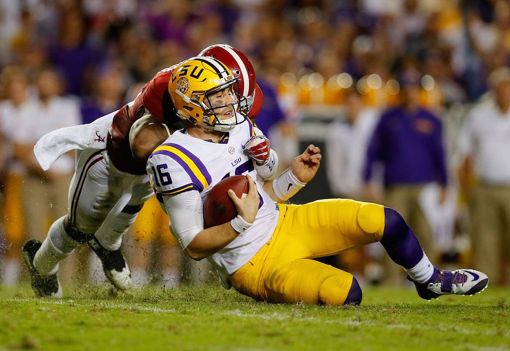 The LSU Tigers fell short of expectations this season