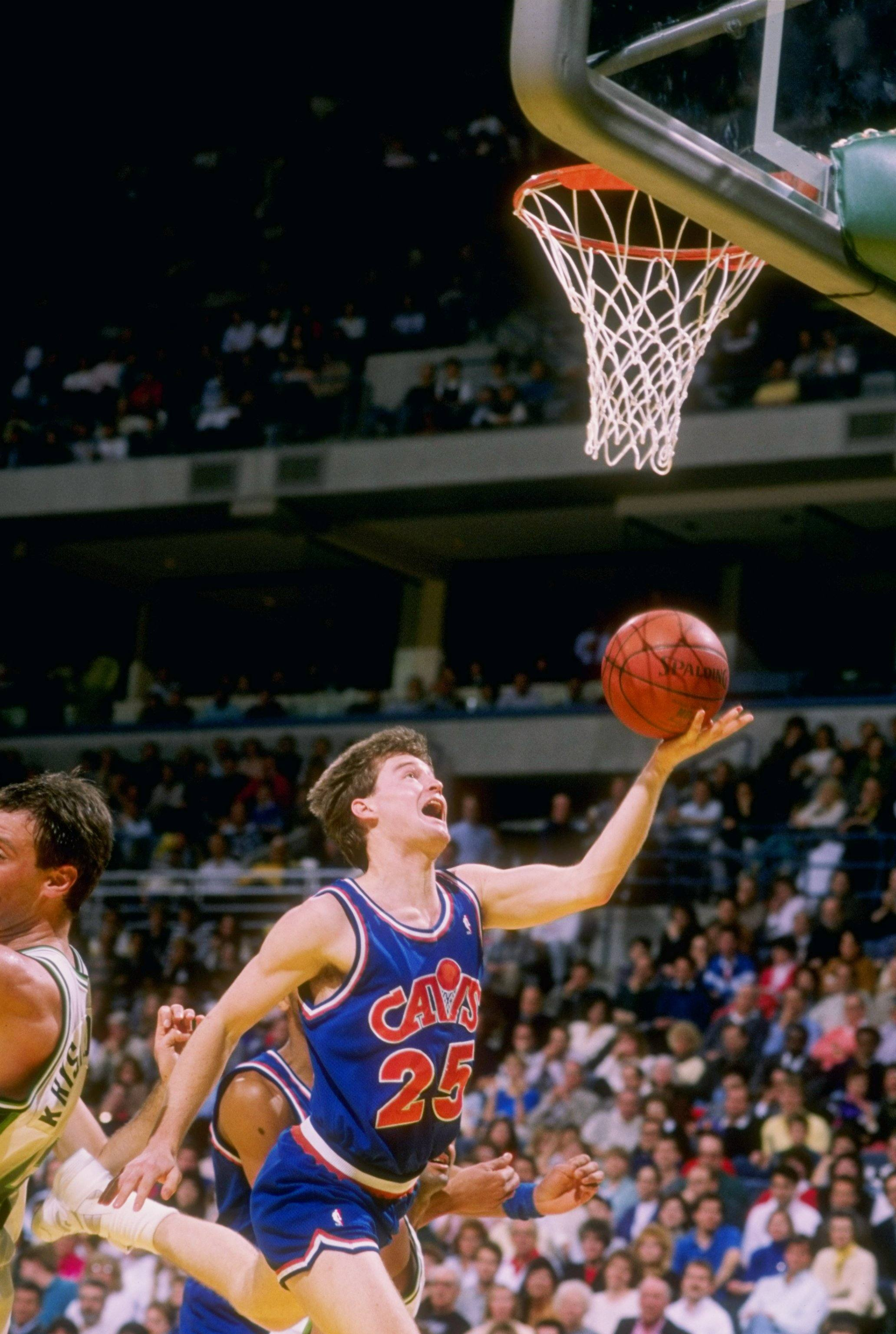 Guard Mark Price of the Cleveland Cavaliers