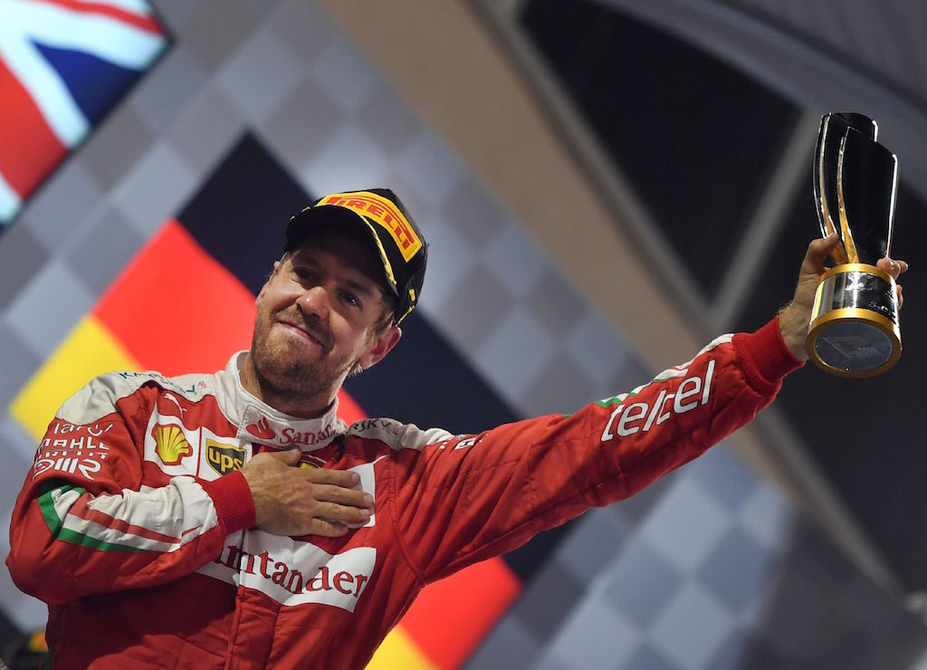 Ferrari has a lot invested in Sebastian Vettel | ANDREJ ISAKOVIC/AFP/Getty Images