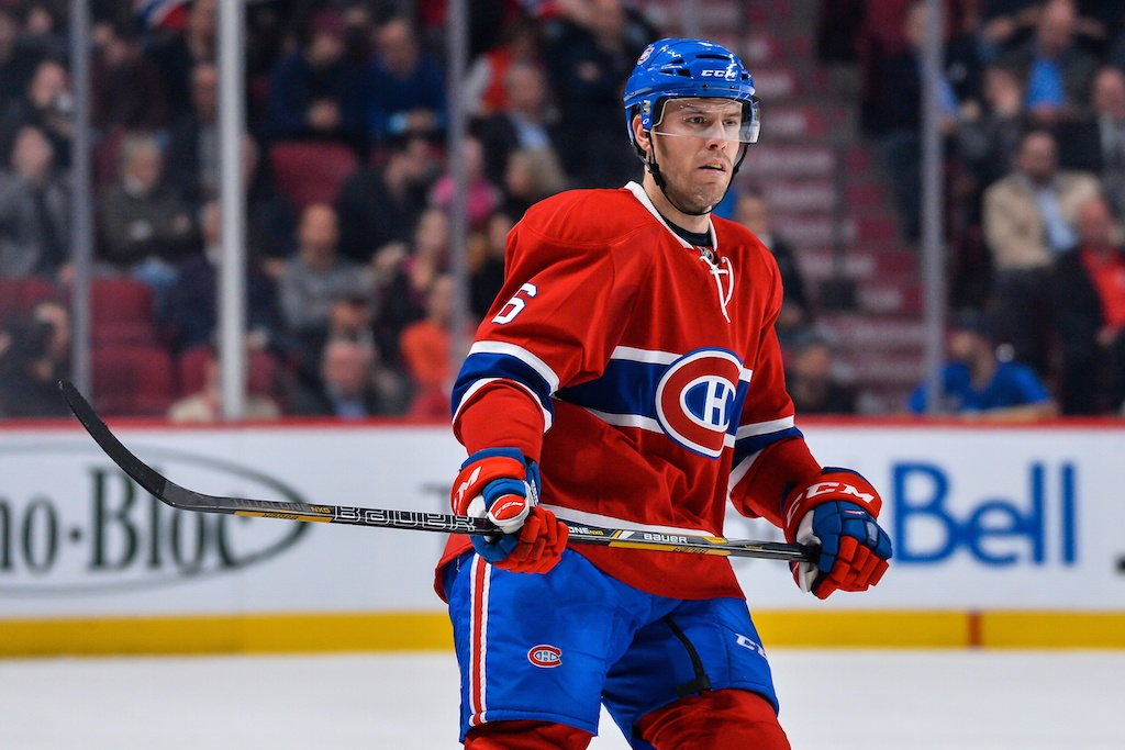 Shea Weber is getting paid quite handsomely.