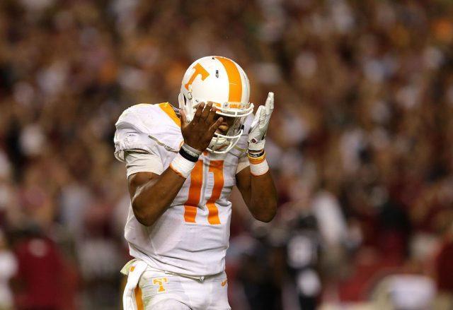 Tennessee had plenty of trouble this season
