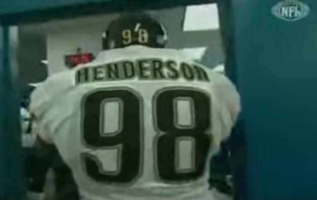 John Henderson likes to be slapped | Will Thomas via YouTube