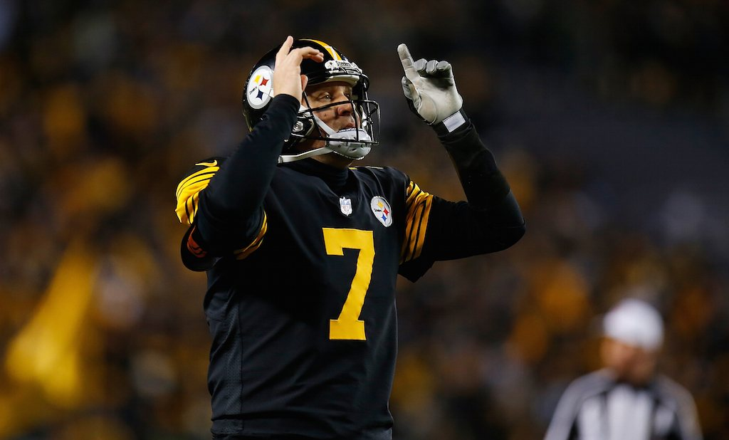 Ben Roethlisberger gets the job done | Justin K. Aller/Getty Images