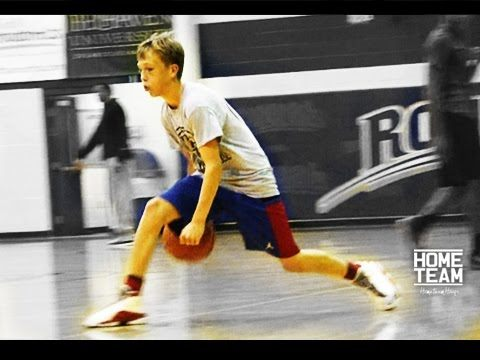 Jaxon Williams takes after his father | Source: YouTube.com