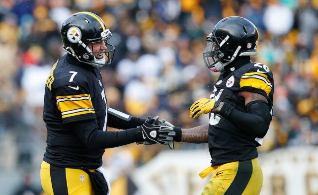 Ben Roethlisberger (L) can lead the Steelers to more Super Bowl glory | Justin K. Aller/Getty Images