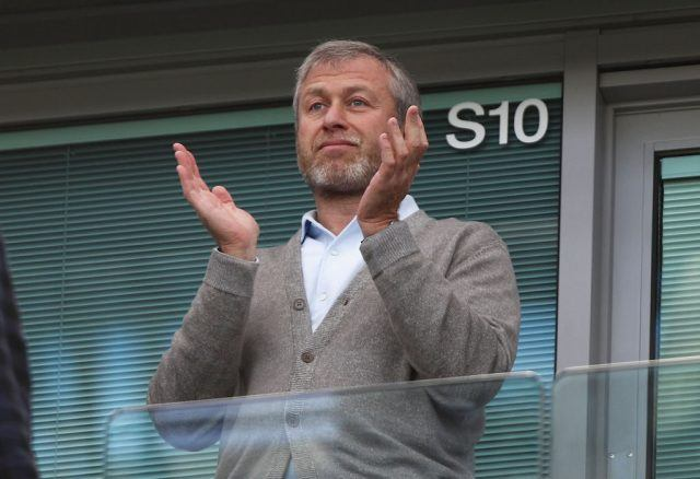 Chelsea owner Roman Abramovich likes what he sees | Paul Gilham/Getty Images