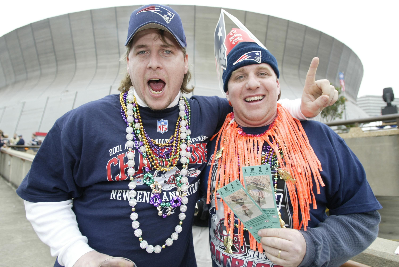 Super Bowl Fans_Jed Jacobsohn_Getty Images
