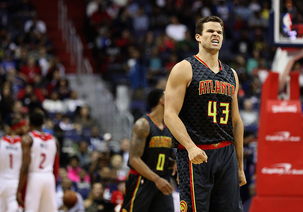 Kris Humphries is even hated by his peers.