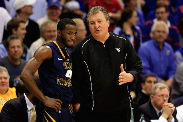 Bob Huggins offers some advice.