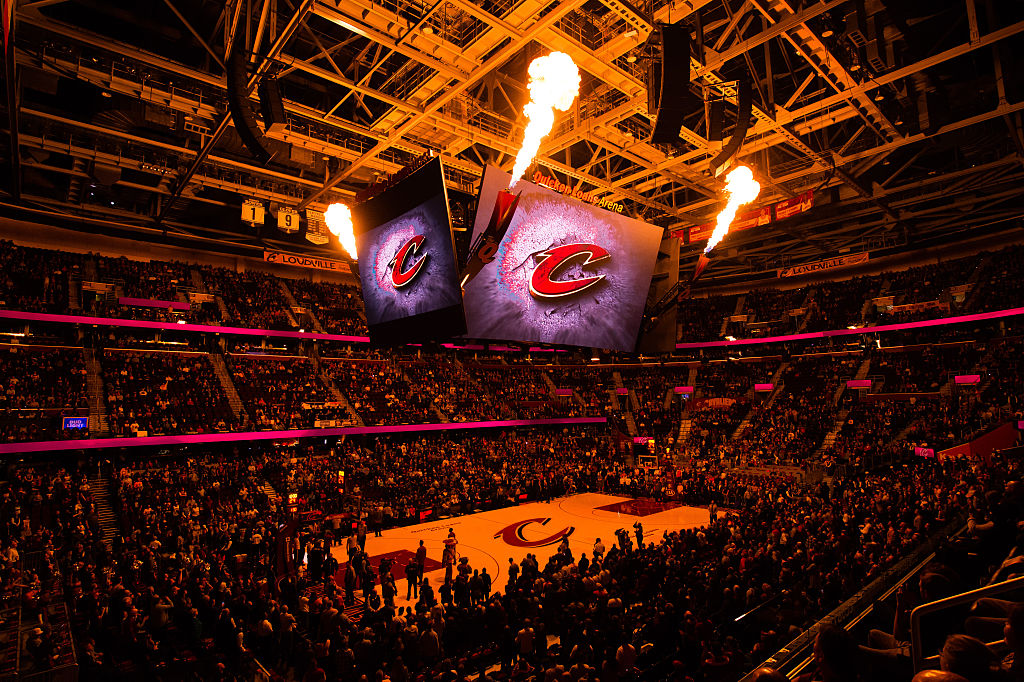 Cleveland will be hostile territory for the Raptors.