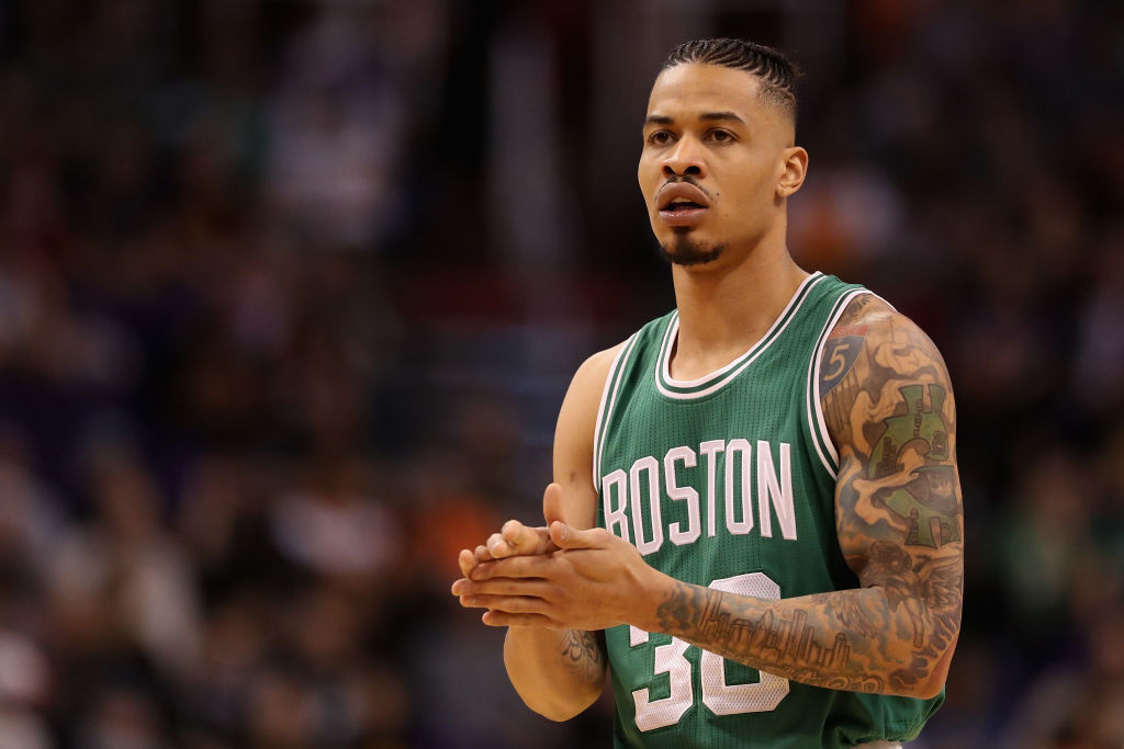 Gerald Green is getting a chance against the Chicago Bulls.