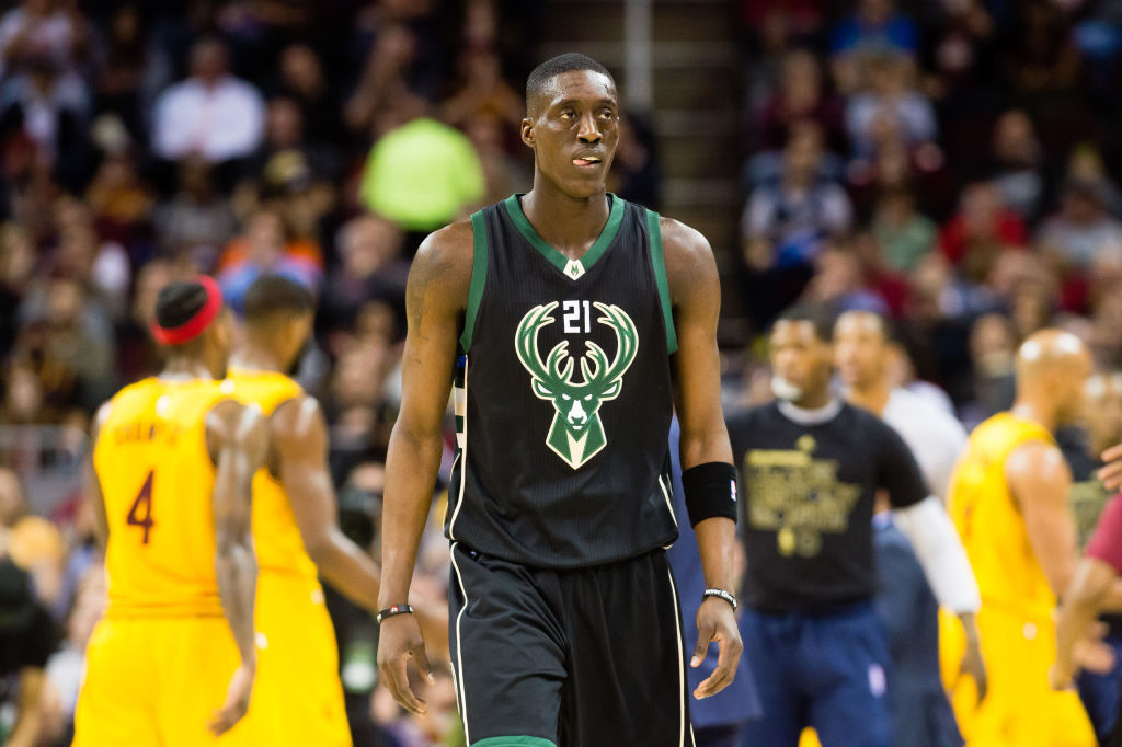 Tony Snell can shoot the three-ball.