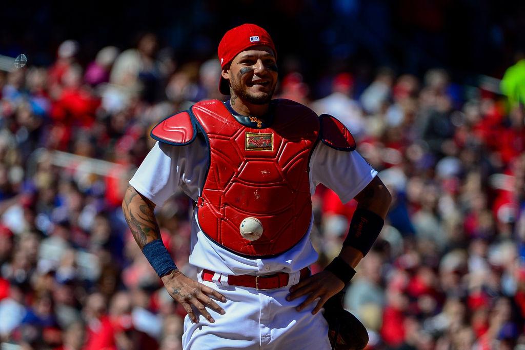Yadier Molina - St. Louis Cardinals