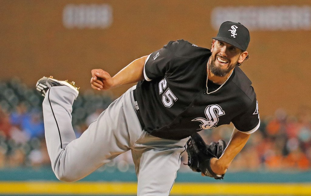 James Shields is wheeling and dealing.