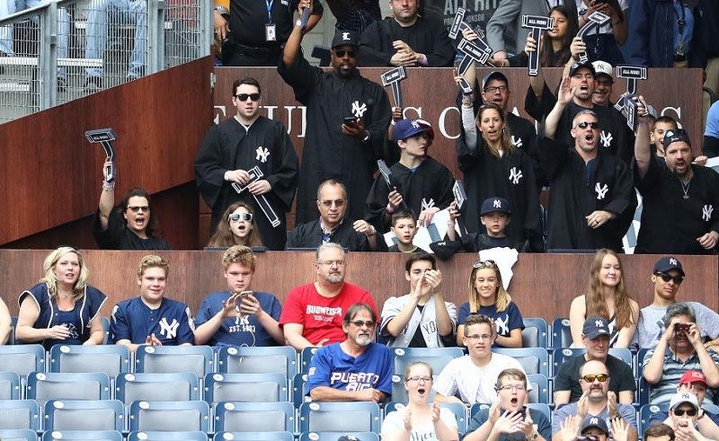 The Judge's Chambers in Yankee Stadium's right field