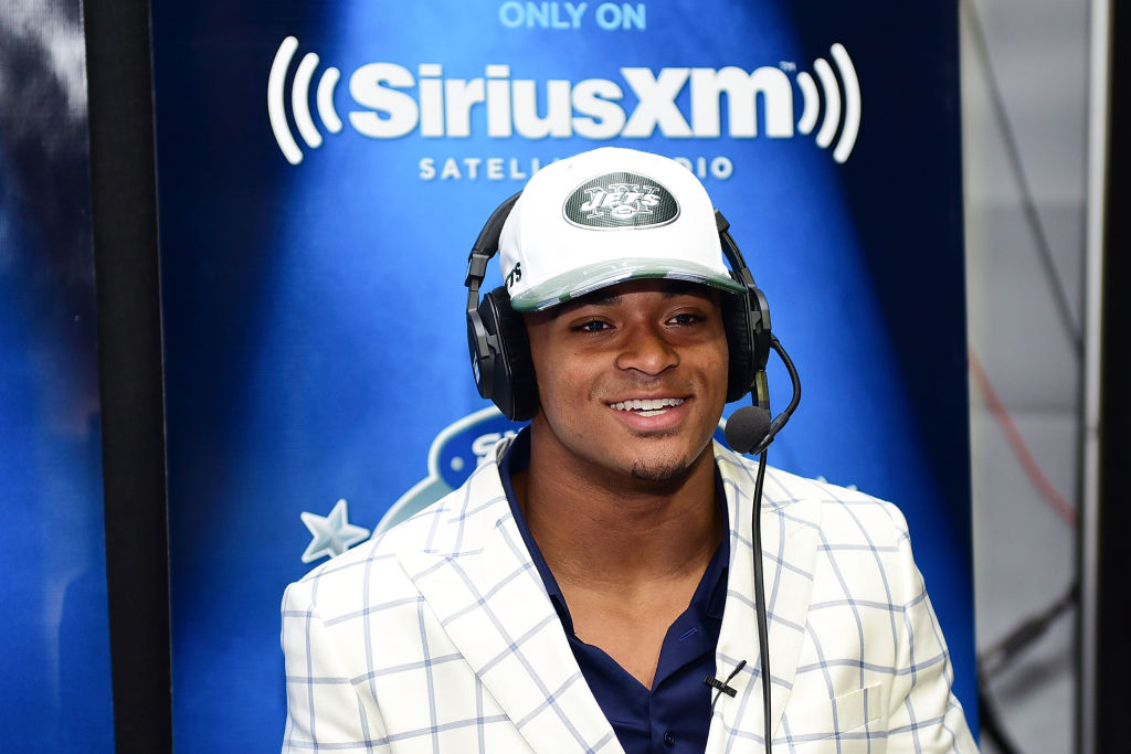 Jamal Adams of LSU visits the SiriusXM NFL Radio talkshow.