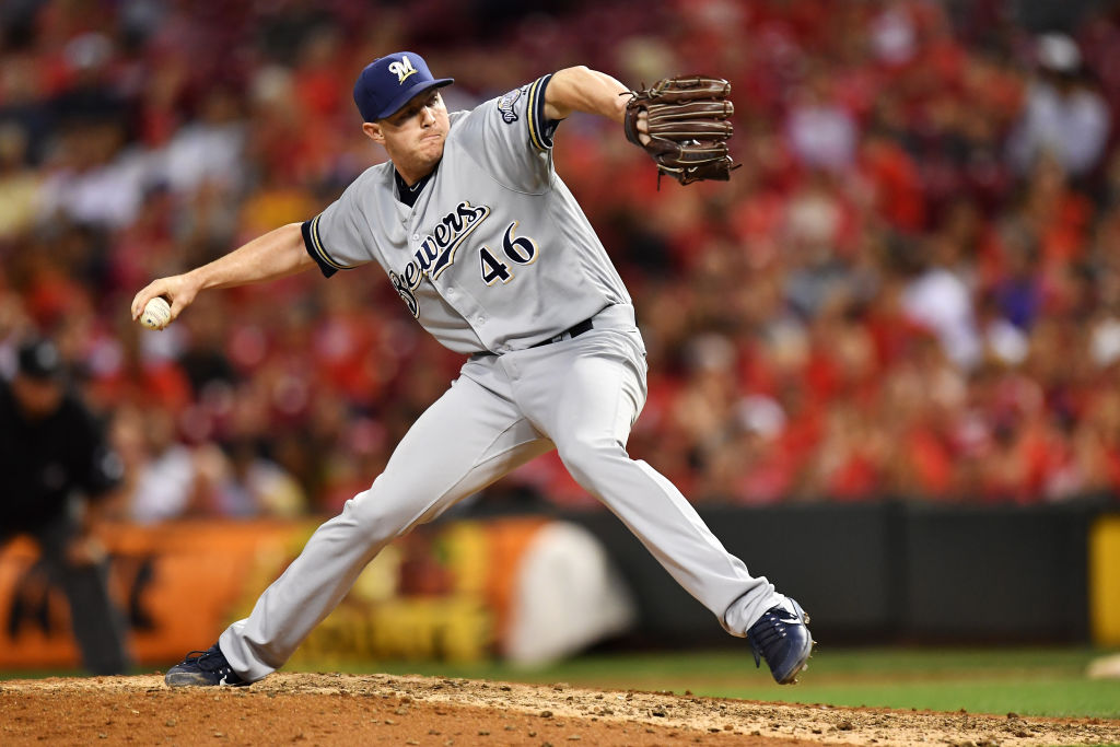 Corey Knebel is lights out in the bullpen.