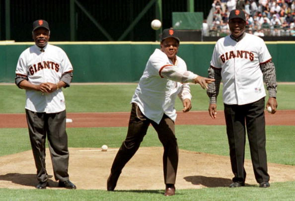 San Francisco Giants Hall of Famer Wil(le McCove