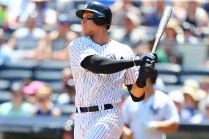Aaron Judge Reacts to Breaking MLB Strikeout Record