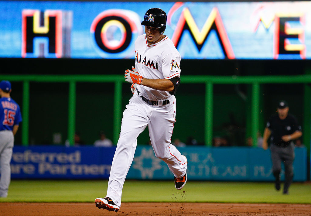 f43f95d35 Can Giancarlo Stanton Really Break the Home Run Record?