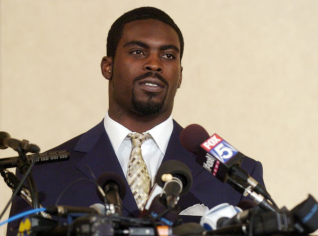 Michael Vick Appears in Court