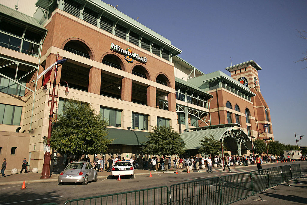 2005 World Series - Chicago White Sox vs Houston Astros - Game 4