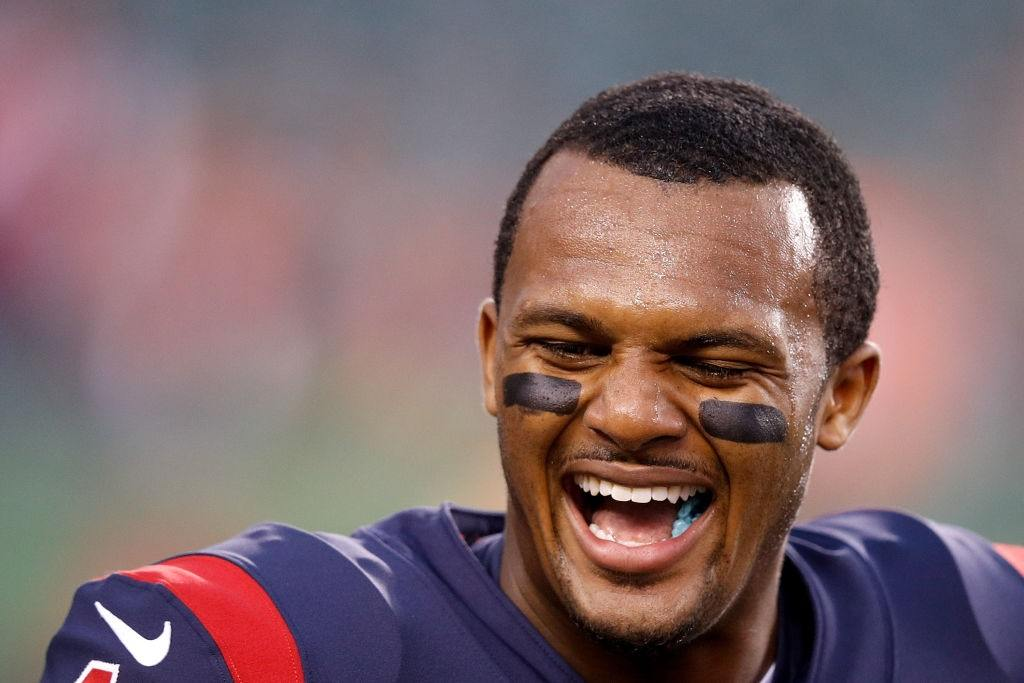 Deshaun Watson of the Houston Texans