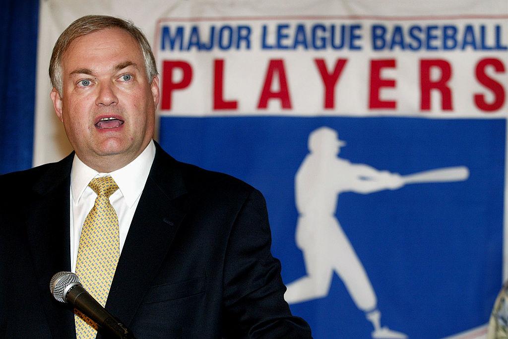 Major League Baseball Player Association Executive
