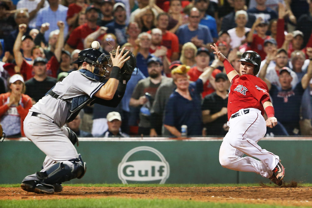 Red Sox host Yankees August 18, 2017