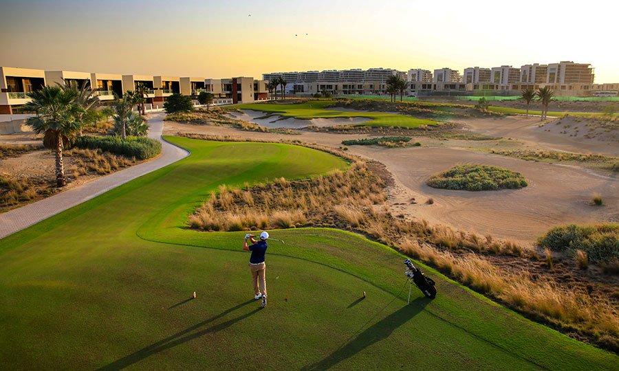 Trump International Golf Links Dubai