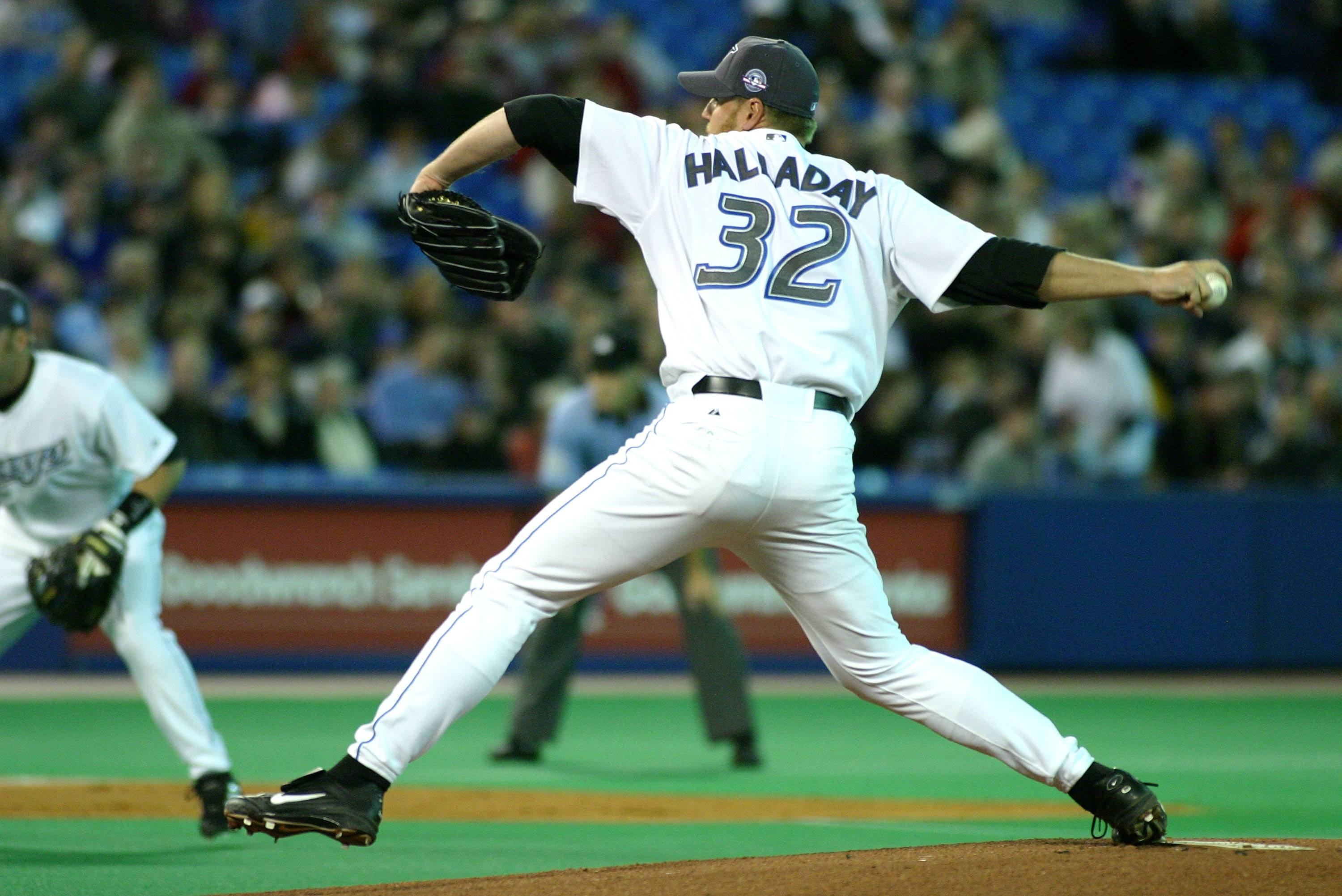 Roy Halladay at his best was Greg Maddux with more velocity.