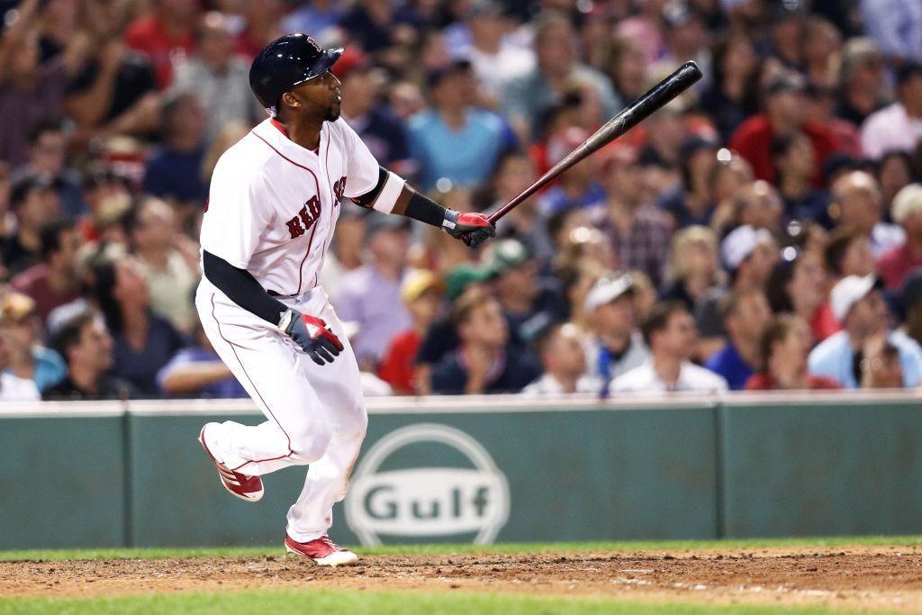 Eduardo Nunez had a good stint with the Boston Red Sox.