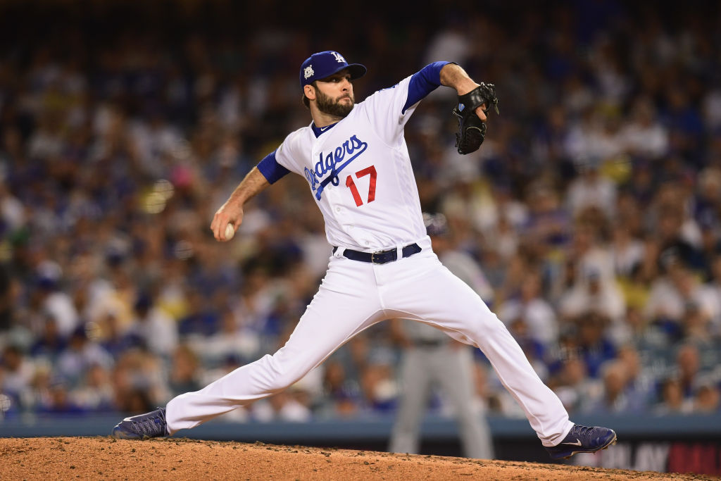 Brandon Morrow had a major comeback in 2017 with the Dodgers.
