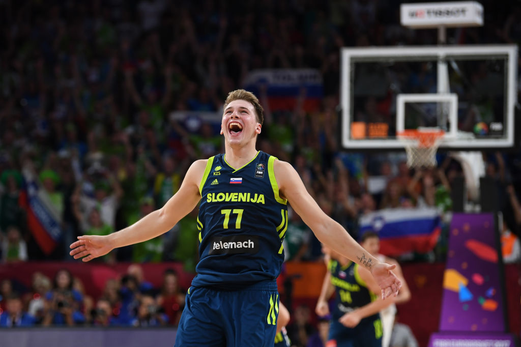 Many believe Luka Doncic is a future NBA superstar.