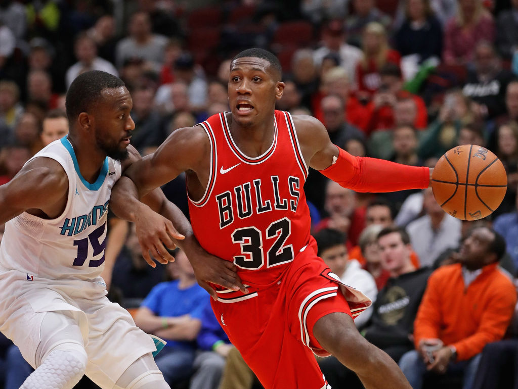 Kris Dunn's development has been one of the Bulls' most pleasant surprises this season