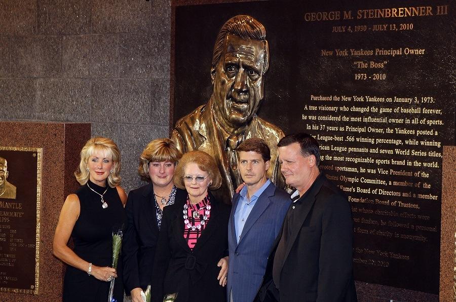 George Steinbrenner family