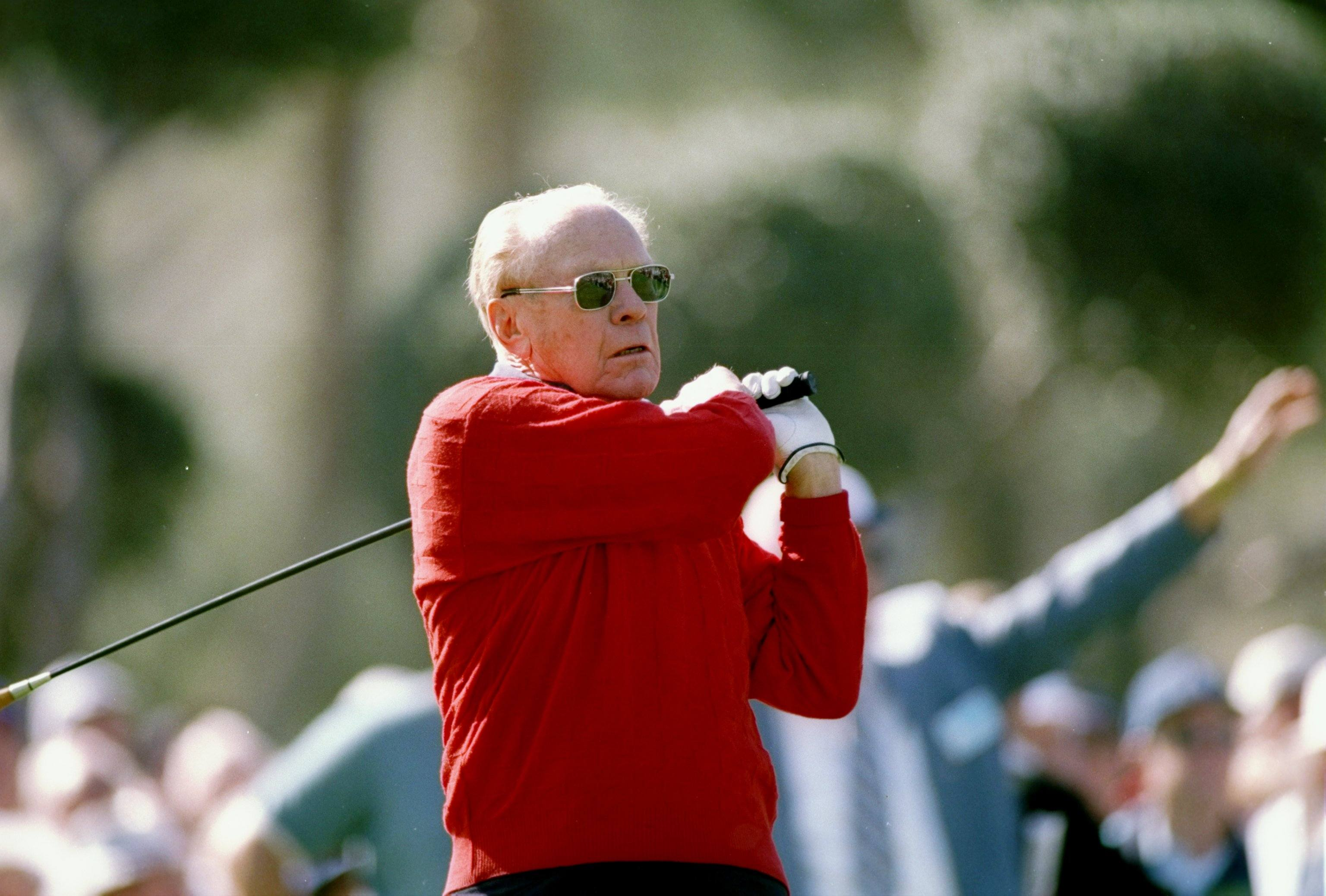 Gerald Ford golfing