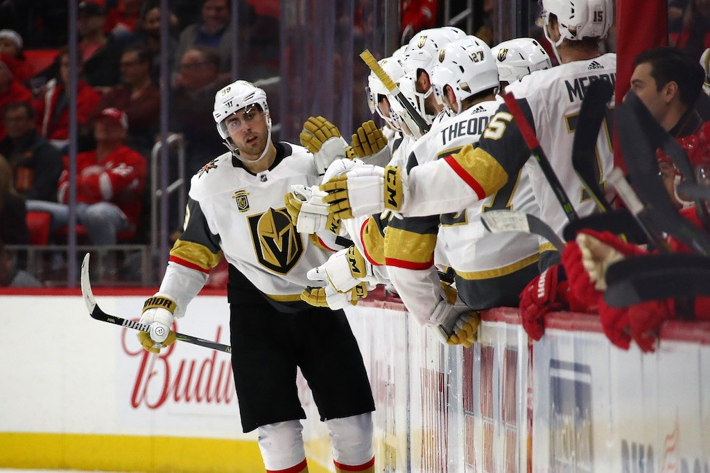 2019 Stanley Cup matchups