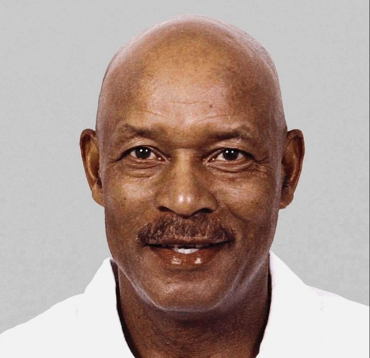 Willie Brown of the Oakland Raiders poses for his 2008 NFL headshot