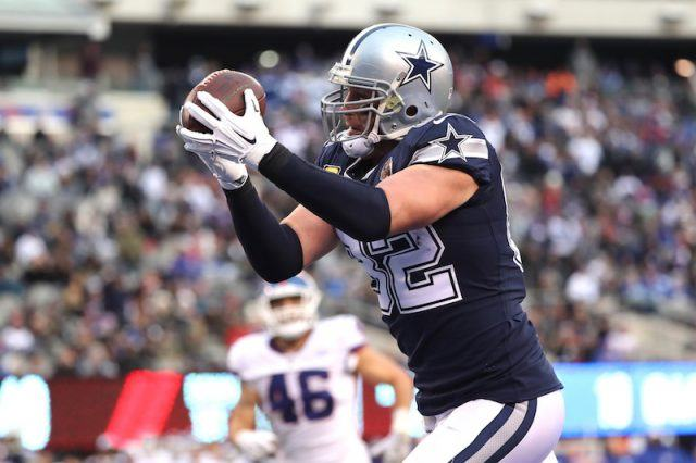 Jason Witten during a game.